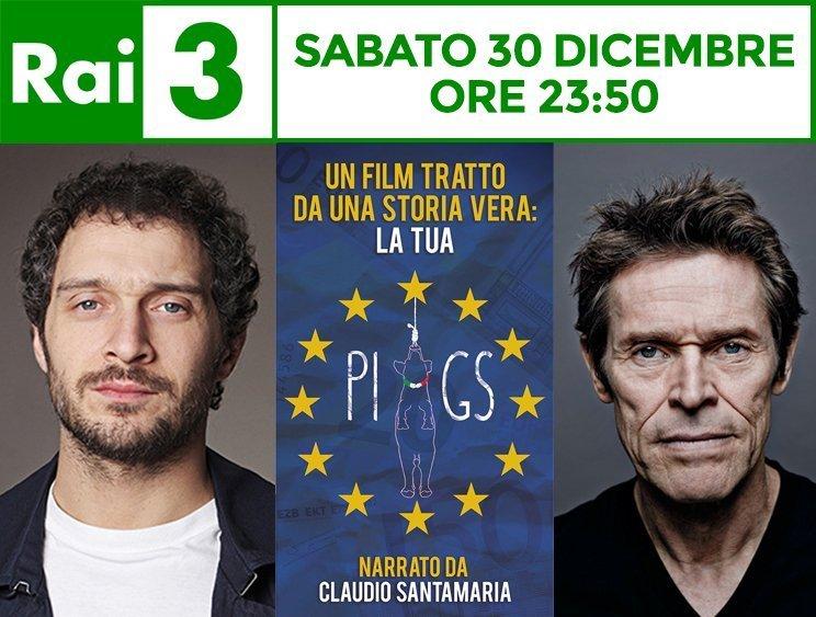 PIIGS su RAI 3